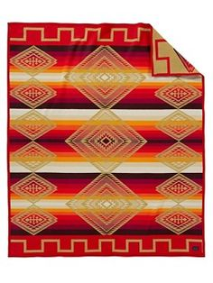 I love these blankets for the kids bedrooms!  Spirit Guide Heritage Blanket