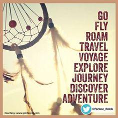 Just Travel!!