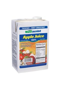 Sweet, #crisp, with a light and tasty tartness, Nutrassist #Apple 100% Juice #ThickenedBeverage – Honey is perfect for any care-giving needs or dietary restrictions and needs no refrigeration until opening. Honey-consistency will coat the sides of a glass or back of spoon; it is slightly thicker and somewhat less-concentrated than nectar-consistency. This smaller size comes in a case of 48 – 4oz single-serving, portion control cups Portion Control, Apple Juice, Consistency, Spoon, Crisp, The 100, Beverages, Honey, Tasty