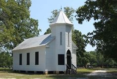 old country churches pinterest | Old Richland Presbyterian Church | OLD COUNTRY CHURCHES