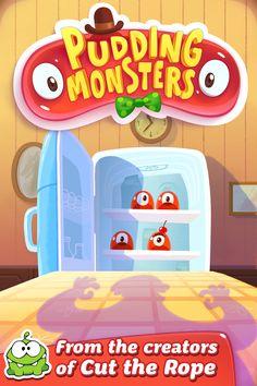 Update: Pudding Monsters - http://www.ipadsadvisor.com/update-pudding-monsters