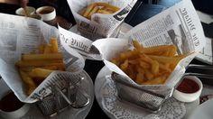 Leberkassemmel und mehr: Restaurant: Flames