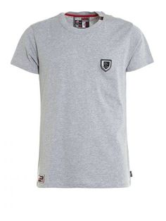 PHILIPP PLEIN Football Cotton T-Shirt. #philippplein #cloth #https: