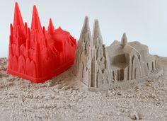 """Sandform """"Kölner Dom"""". - Der KölnShop"""