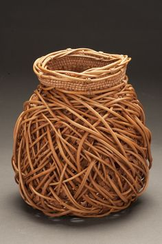 "Artist: Jennifer Heller Zurick. Size: 6.75""H x 5.5""W x 5.5""D