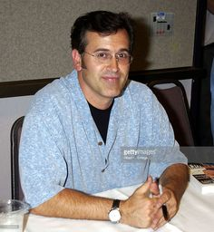 Bruce Campbell during Creation/Fangoria's 'Weekend Of Horrors' - Day Two at The Pasadena Center in Pasadena, California, United States.
