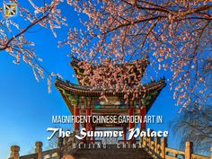 A gorgeous historic ensemble of palaces, lakes and gardens is found northwest of Beijing. It is protected by UNESCO and considered one of the finest examples of Chinese garden art: all different features – natural hills, lakes as well as pavilions, temples, bridges and palaces – make a harmonious and aesthetically compelling site.  #TheSummerPlace #China #historic #Chinese #nature #vacation #getaway #holiday #wanderlust #paradise #trip #tourist #travel #travelideas