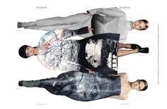 ELLE COLLECTIONS FW 2013-2014 Ganador de el Oro en los SPD Awards  #design #spdawards #magazine #fashion