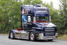 BU03 ZVC Coles & Sons Scania Topline T Cab | Flickr - Photo Sharing!