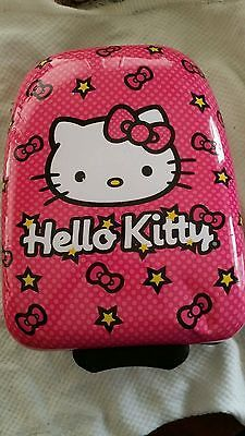20% off of almost everything until the end of the month. Please view my ebay shop by clocking on this link Hello kitty Hard shell rolling wheel luggage suitcase brand new