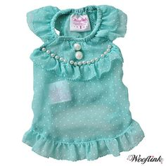 Wooflink Baby Doll Green