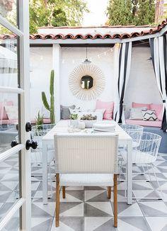 patio makeover // sarah sherman samuel x design love fest