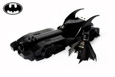 Lego Batmobile by Orion Pax