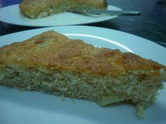 Passover Pineapple Cake