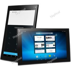 PIPO T9s 8.9 inch MTK6592 Octa-core Android 4.4 3G Tablet Phone - TinyDeal Tablet Phone, Android 4, Wifi, Bluetooth, Core