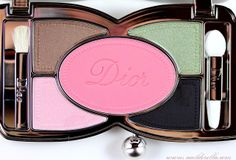 Dior Trianon - Spring 2014: swatches!   Nailderella