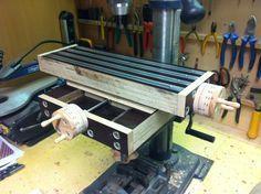 Kreuztisch für Ständerbohrmaschine Bauanleitung zum selber bauen#ppnf-filter_key=,0:4000005,
