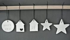 leuke hangers voor de kerst.