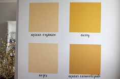 Architecture, Decoration, Frame, Color, Design, Home Decor, Yellow Paint Colors, Living Room Yellow, Gray Decor