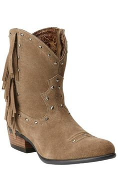 Ariat Boots... Cant decide if I like it or hate it