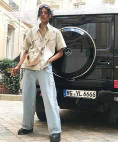 I'm flex on it, But fck this Shiit Retro Outfits, Boy Outfits, Summer Outfits, Fashion Outfits, Mens Fashion, Look Man, Stylish Mens Outfits, Mens Clothing Styles, Aesthetic Clothes