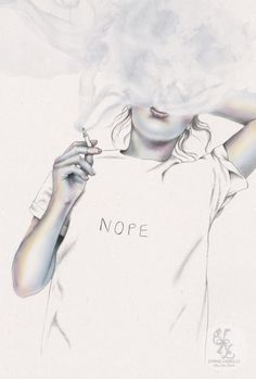 Nope - By Emma Zanelli (2015)