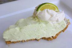 Limeade Pie | The Girl Who Ate Everything    I'm going to have to try this -- simple and John loves limeade.