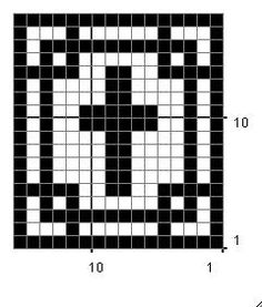 Cross quilt tutorial
