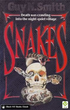 Snakes by Guy N. Smith