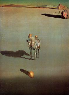 by Salvador Dali