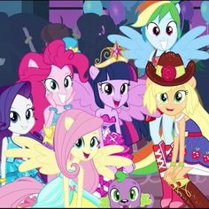 Mlp Equestria Girls~