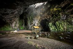 Smoo Cave, Durness 25 Places In Scotland That Are Straight Out Of A Fantasy Novel Scotland Vacation, Scotland Travel, Scotland Trip, Scotland History, Highlands Scotland, Skye Scotland, Oh The Places You'll Go, Places To Travel, Places To Visit