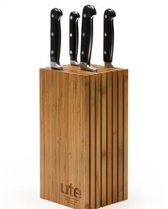 UNIVERSAL KNIFE BLOCK $63