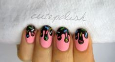 Ice Cream Nail Art!