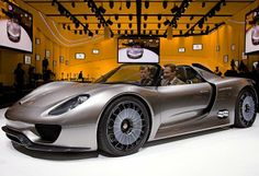 Porsche AG will swap out the engine on the supercar variant of the 911 sports car. More auto news at: http://www.firstamericanautoglass.com/blog