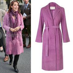 Princess Marie Of Denmark, Queen Margrethe Ii, Danish Royal Family, Danish Royals, Royal Fashion, New Look, Duster Coat, Jackets, Copenhagen