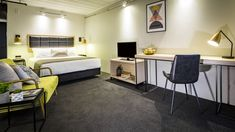 Haka Hotel Suites – Auckland City (Auckland, New Zealand)