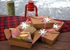 Winter Ice Skating Party {Guest Feature} — Celebrations at Home- winter picnic boxes inspiration