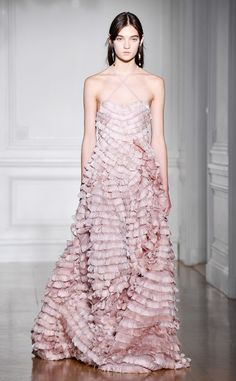 Valentino from Paris Haute Couture Fashion Week Spring/Summer 2017