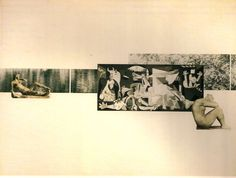 The Collages And Drawings Of Ludwig Mies van der Rohe