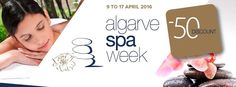 Algarve Spa Week -1st to 9th April -  half price treatments across the region! http://www.mydestination.com/algarve/events/73685010/algarve-spa-week-7-april-2016?preview=true