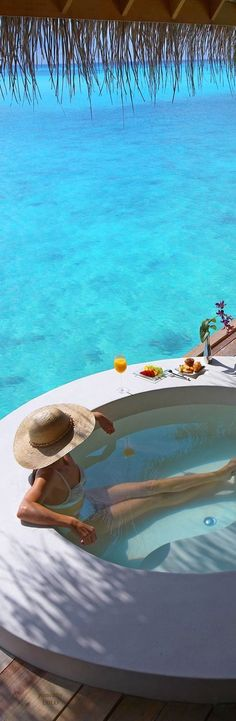 Island Hideaway ~ a boutique hotel in the Maldives