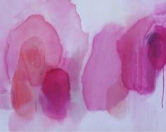 Pink Modern Art Mallory Page