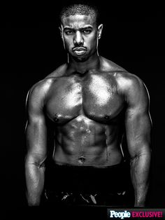 VIDEO: Creed Stars Michael B. Jordan and Sylvester Stallone on Rocky Legacy and Why Everyone Loves an Underdog http://www.people.com/article/michael-b-jordan-shirtless-photos-creed