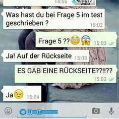 Lustige WhatsApp Bilder und Chat Fails 21 - Rückseite
