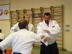 Basic Aikido techniques - YouTube