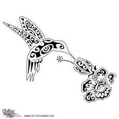 Japanese Tattoos: Hummingbird Tattoo