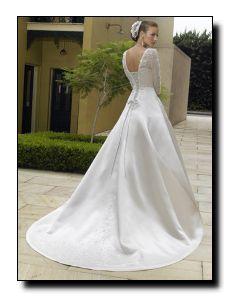pictures of antique wedding dresses