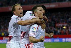 Final da Liga Europa coloca em campo hegemonias de Liverpool e Sevilla #globoesporte