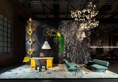 Nieuwe Collectie Presentatie tijdens de Salone del Mobile 2015 | Moooi.com
